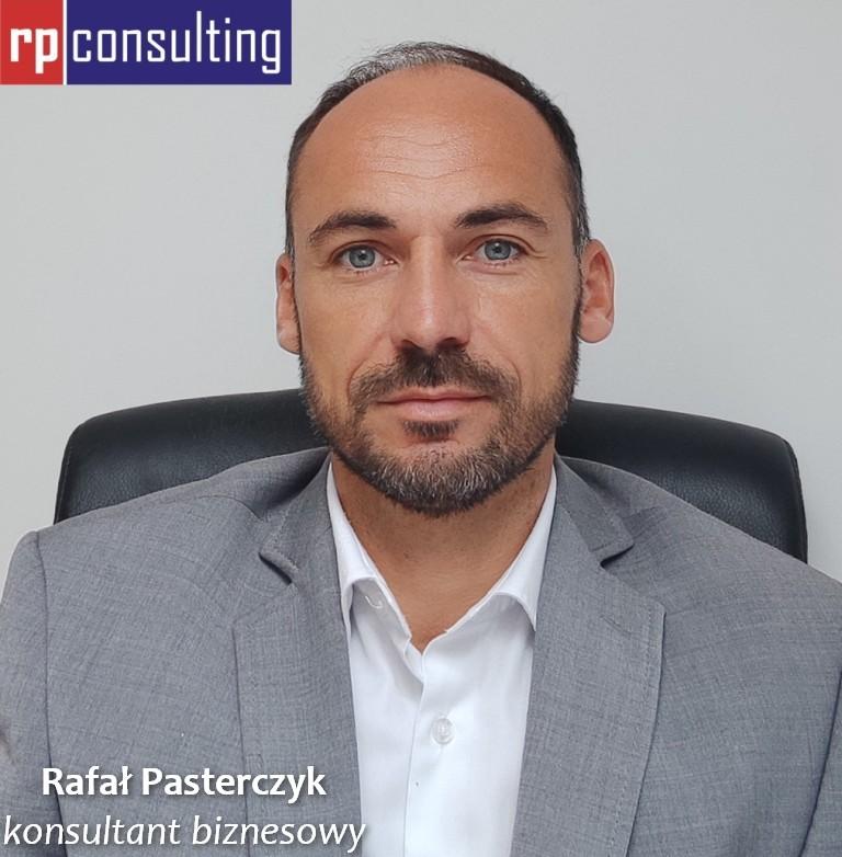 Rafał Pasterczyk - konsultant biznesowy / RP CONSULTING